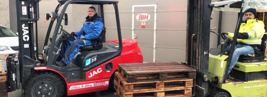 Truckførerkurs Bergen Caldenby